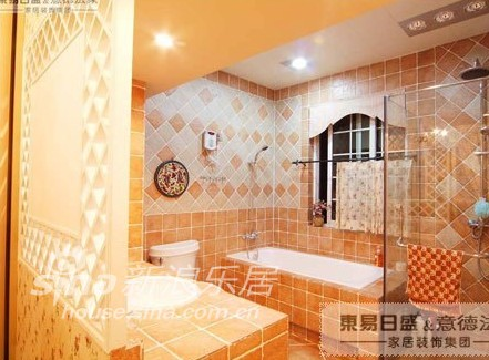 田园 四居 卫生间图片来自用户2557006183在荆山翠谷-乡村之恋15的分享