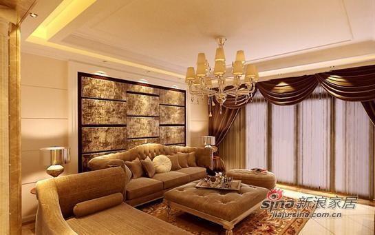 龙湖三千里欧式风格装饰