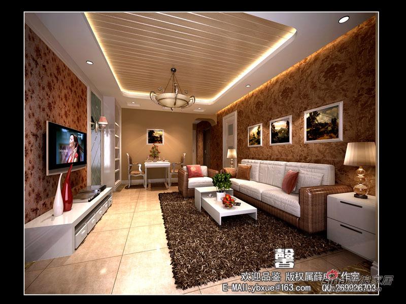 简约 一居 客厅图片来自用户2738820801在薛成作品集98的分享