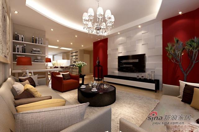 简约 二居 客厅图片来自用户2558728947在光熙家园42的分享