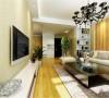 美观又实用的简约三居室