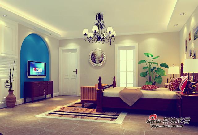 简约 loft 卧室图片来自用户2739153147在6.8万铸造120平loft欧式爱家42的分享