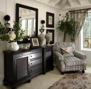 新古典 三居 卧室 文艺青年图片来自用户1907664341在三居室古典风格设计24的分享