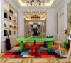【高清】400平自建别墅 新古典设计风格87
