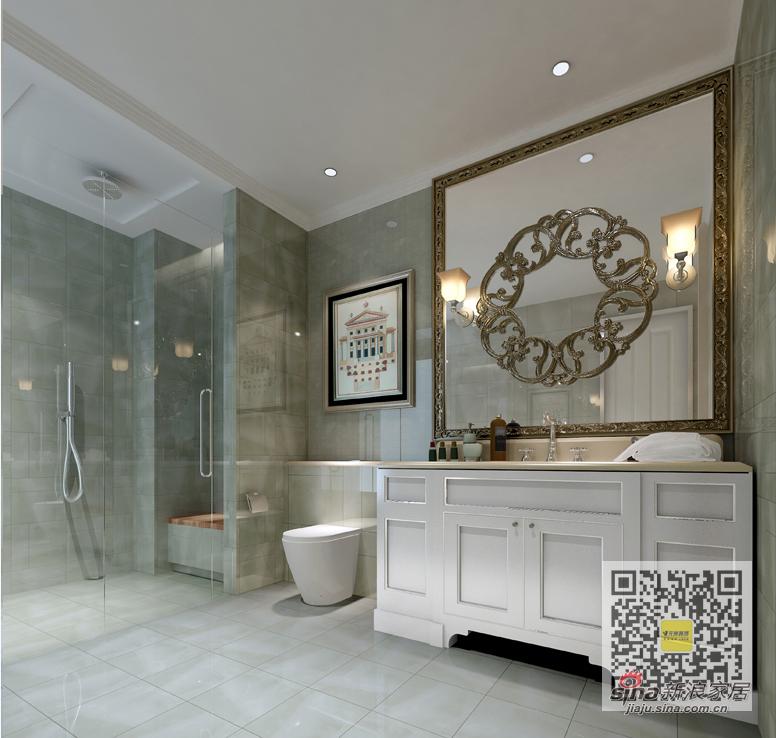 简约 三居 卫生间图片来自用户2557010253在尚城国际现代简约三居室99的分享
