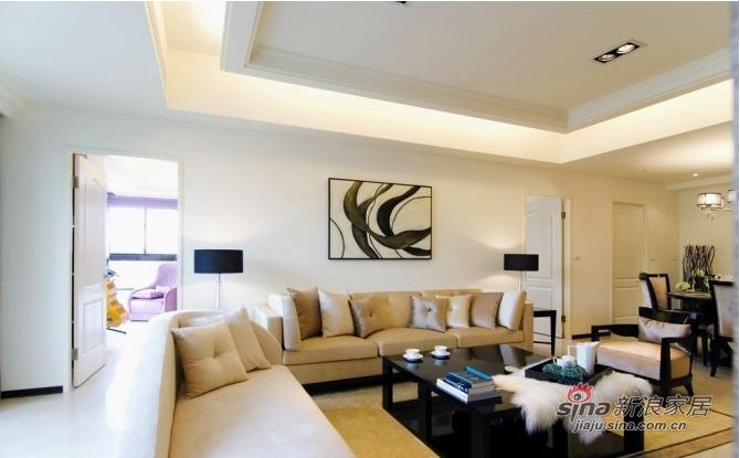 其他 三居 客厅图片来自用户2557963305在【多图】现代新中式风格设计27的分享