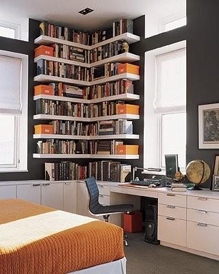 书房 书架 屌丝 收纳 宜家图片来自用户2745807237在让灵感涌现 22款个性书房赏析的分享