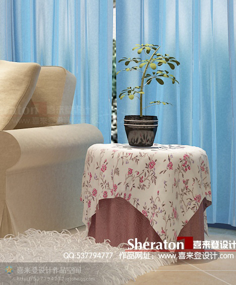 田园 三居 客厅图片来自用户2557006183在11万打造121平蔷薇花中的乡野爱情83的分享
