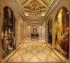 新古典-门厅