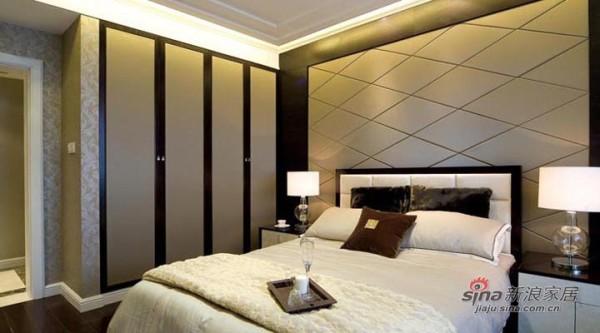 融科东南海现代中式风装修设计-次卧1效果