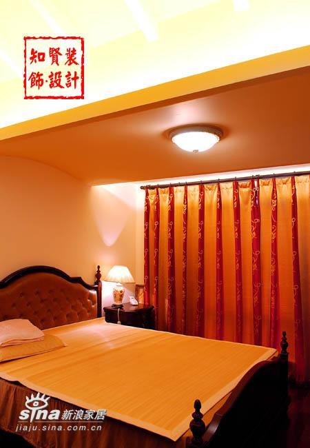 欧式 四居 卧室图片来自用户2557013183在知贤装饰二26的分享