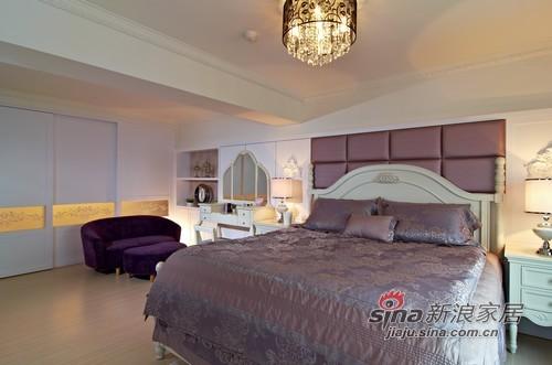 其他 其他 卧室图片来自用户2557963305在115平甜美优雅范新古典跃层家51的分享