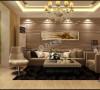 众泰公寓124平米-三室一厅-现代简约风格74