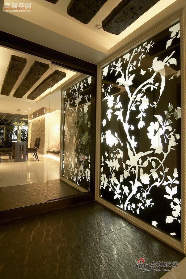 新古典 一居 客厅图片来自幸福空间在73平单身公寓展现东方华丽72的分享