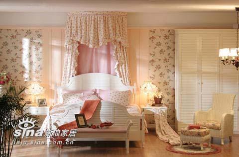 欧式 其他 田园 公主房 卧室图片来自用户2557013183在从容优雅的生活情调 20款英伦田园风格家居186的分享