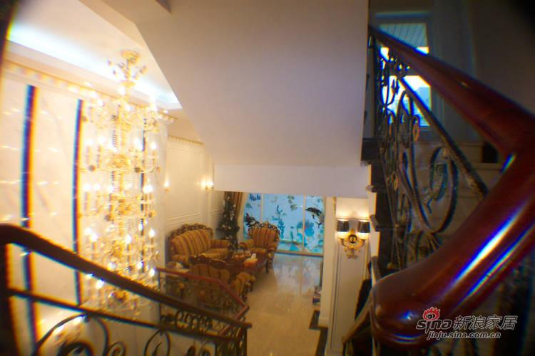 欧式 别墅 客厅图片来自用户2746953981在15万搞定欧式家60的分享
