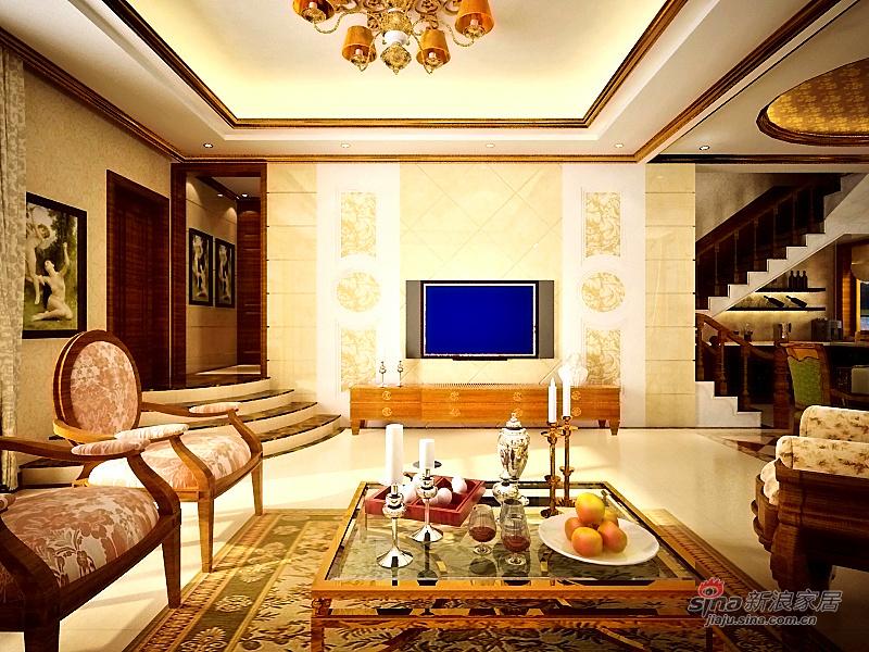 欧式 别墅 客厅图片来自用户2745758987在欧式风格别墅【多图】44的分享