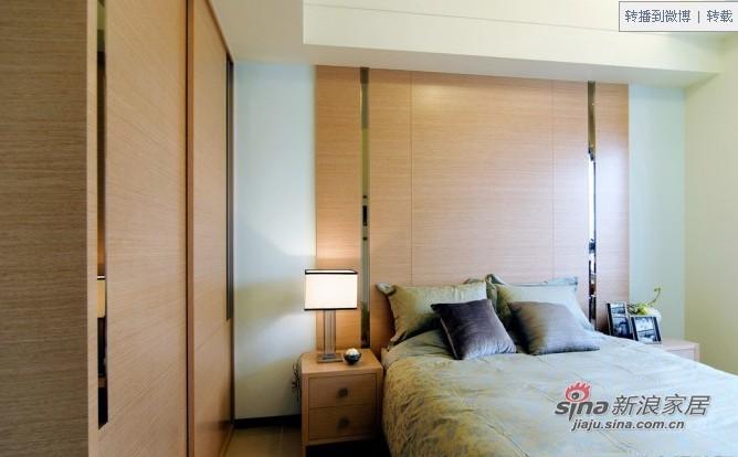 其他 三居 卧室图片来自用户2557963305在【多图】现代新中式风格设计27的分享