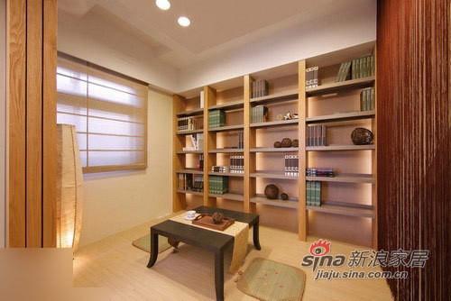 书房+休闲台