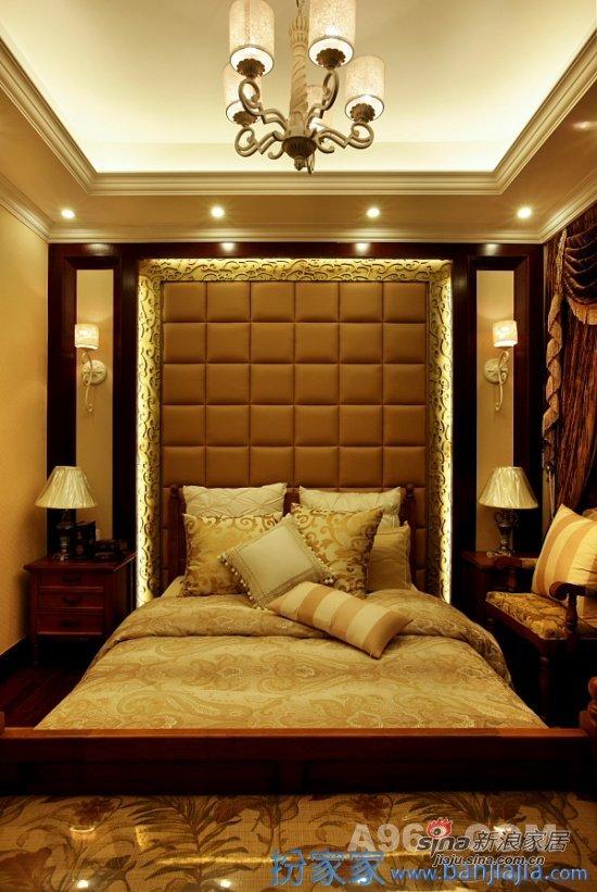 欧式 别墅 卧室图片来自用户2772873991在打造英伦印象的豪华式别墅49的分享