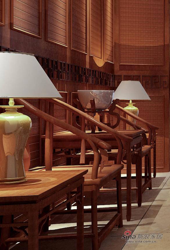 欧式 别墅 客厅图片来自用户2772856065在高调诱惑78的分享