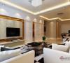 棕榈湾91㎡-两室两厅-现代简约设计案例70