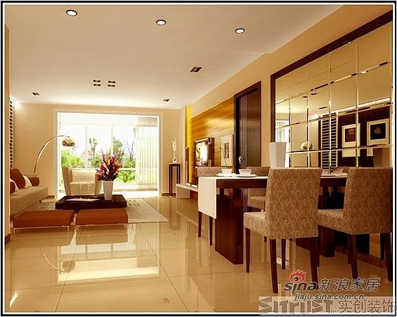 简约 二居 客厅图片来自用户2558728947在美艳热情的95平米简约时尚三口之家98的分享