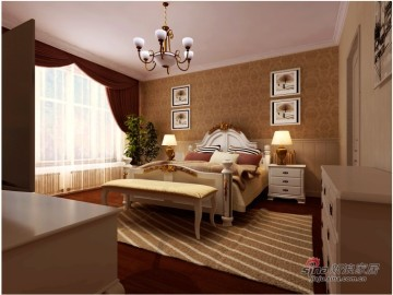 济南博洛尼装饰 银丰花园设计方案52