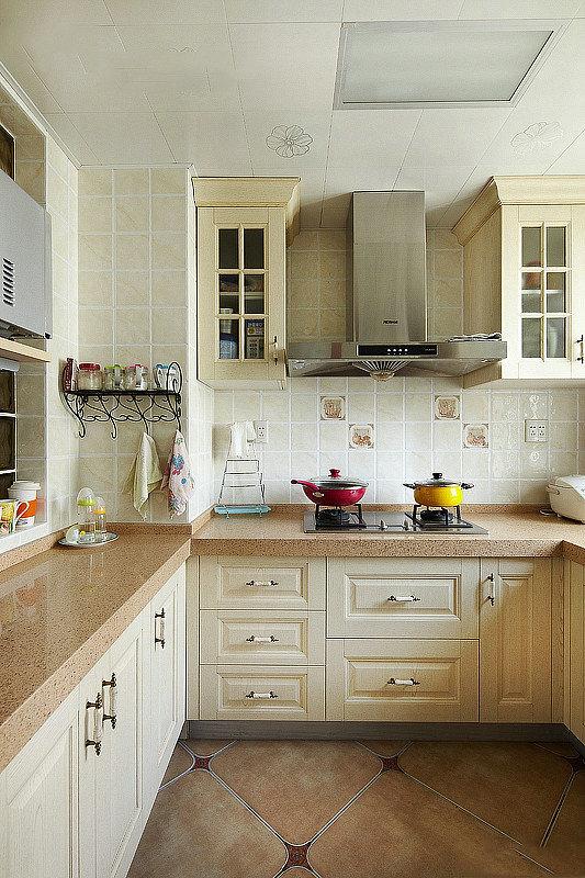 田园 loft 厨房图片来自用户2557006183在温馨田园100平华贸城loft12的分享