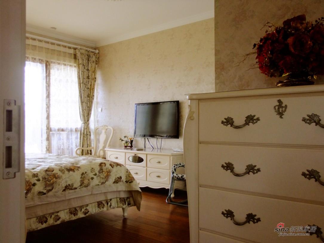 欧式 复式 卧室图片来自用户2772873991在简欧里的生活气息74的分享