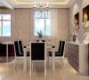 万博汇106平米3居|简欧风格装修设计