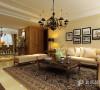 欧美家居质感享受,138平空间的优雅人生69