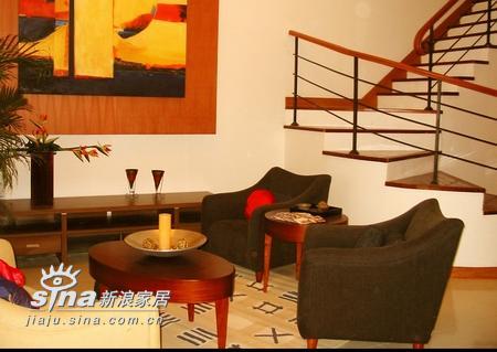 其他 其他 楼梯图片来自用户2558746857在汇景苑样板房70的分享