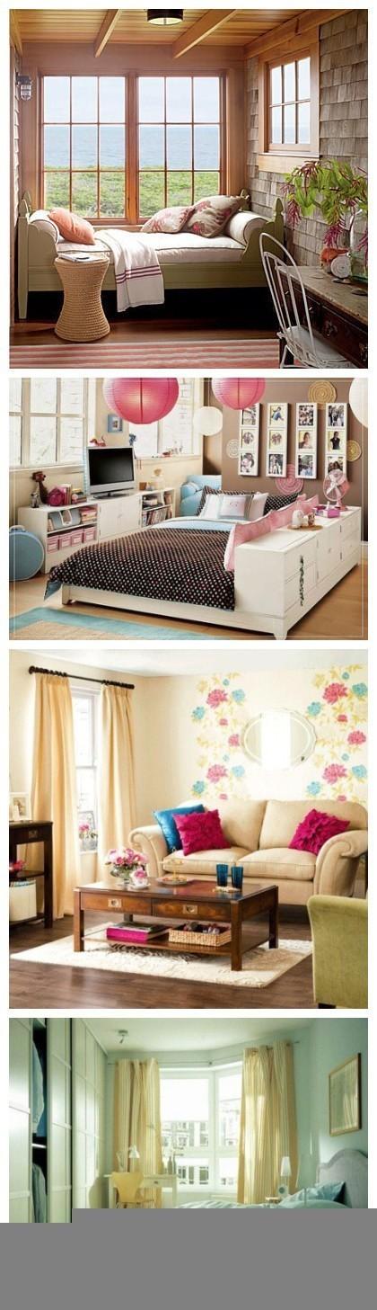 想要一个舒心的小房子 想过舒心的小日