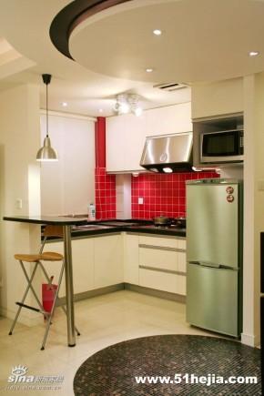 简约 二居 厨房 宜家 80后 旧房改造图片来自用户2737735823在暖色调营造温馨舒适83的分享