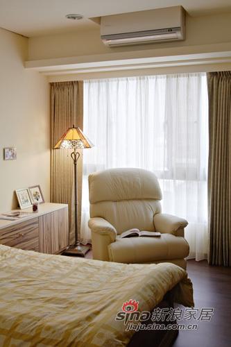 中式 三居 卧室图片来自用户1907661335在怀旧中式乡村风格68的分享