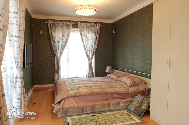 欧式 别墅 卧室图片来自用户2746869241在美式乡村27的分享
