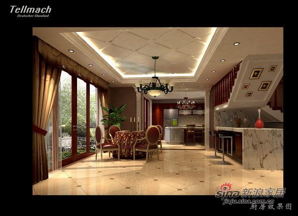 其他 别墅 厨房图片来自用户2558757937在龙湾别墅61的分享