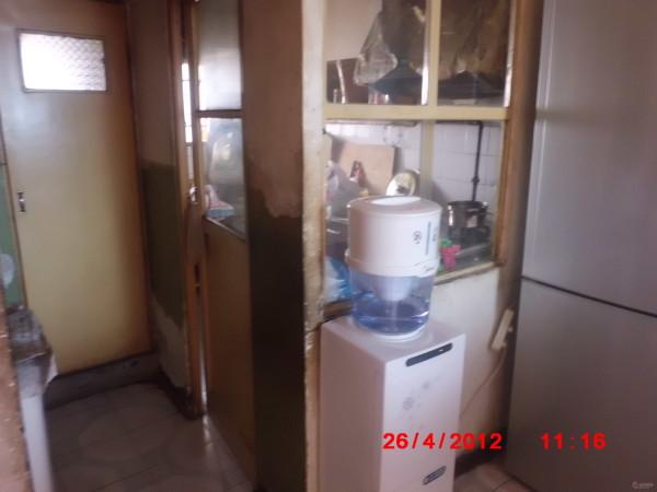 客厅门装修前