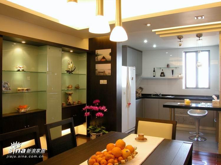 中式 四居 厨房图片来自用户2748509701在现代感的新中式38的分享