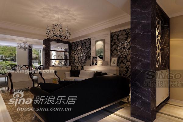 欧式 别墅 客厅图片来自用户2745758987在英式田园60的分享