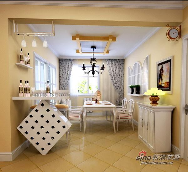 田园 四居 餐厅图片来自用户2557006183在顺义新城田园之美29的分享