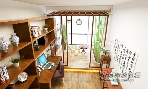 简约 四居 客厅图片来自用户2738093703在10w黑白时尚混搭162平米 4室2厅2卫49的分享