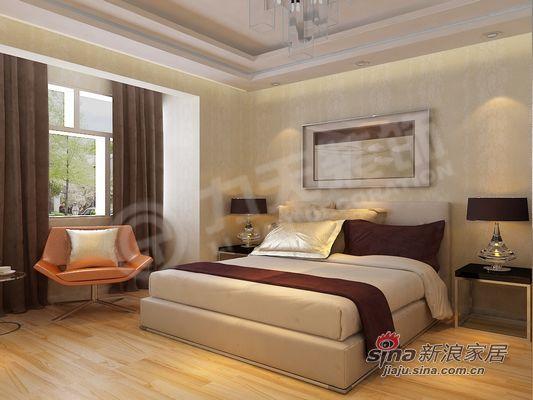简约 二居 卧室图片来自阳光力天装饰在温馨的家,就在这里!10的分享
