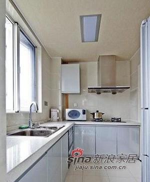 简约 其他 厨房图片来自用户2737782783在135平简约风 6万成就温馨与沉稳的别样融合13的分享
