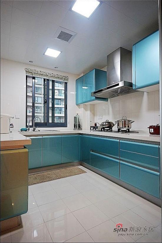 简约 三居 厨房图片来自用户2558728947在2年辛苦自装100多平环保宜居55的分享