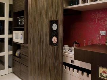 144平米现代简约风格美家 不一样的格调45
