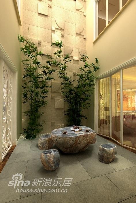 简约 别墅 客厅图片来自用户2739378857在豪华的现代生活51的分享