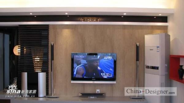 客厅-电视墙