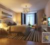 130平米两居室简欧风格装修案例94